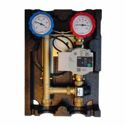 Groupe hydraulique de chauffage température fixe 2 voies Pro PCS