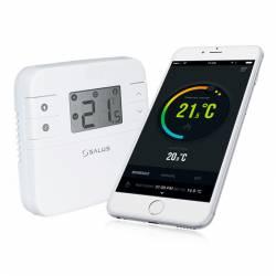 Thermostat d'ambiance numérique connecté