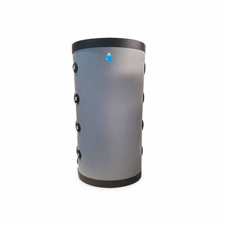 Bouteille de mélange 25 à 100 litres pour pompe à chaleurBouteille de mélange 15, 25 et 100 litres pour pompe à chaleur