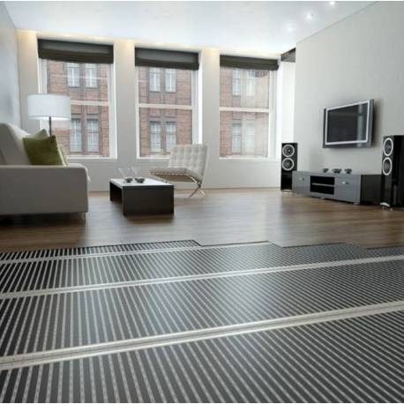 Ecofilm 130 W/m²  largeur 1 m, longueur 3,5 m - Sud Rayonnement