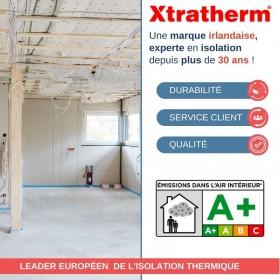 Film chauffant plancher flottant longueur 4,5 m 130 W/m² largeur 1 m