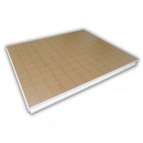 Film chauffant plancher flottant longueur 5 m 130 W/m² largeur 1 m