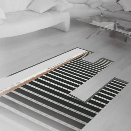 Ecofilm 85 W/m²  largeur 1 m, longueur 2 m - Sud Rayonnement