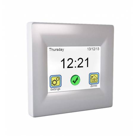 Thermostat ecran tactile TFT610 - Sud Rayonnement