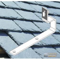 Supports toitures ardoises pour kits solaires autonomes