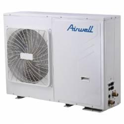 Pompe à chaleur 5kW Air/Eau monobloc réversible basse température
