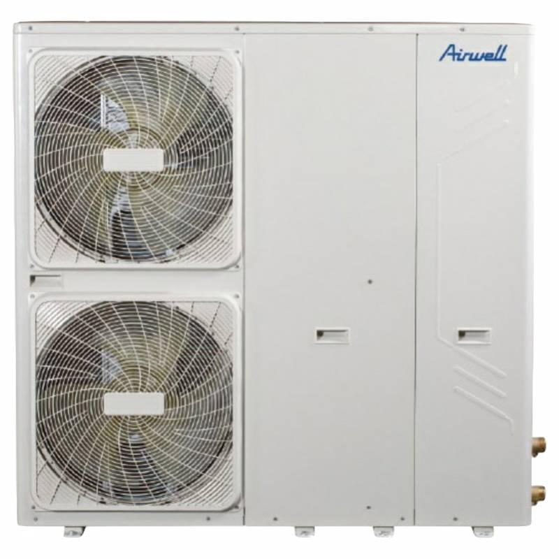 Pompe a chaleur 12 kw monobloc r versible chauffage rafraichissement - Prix pompe a chaleur air eau ...