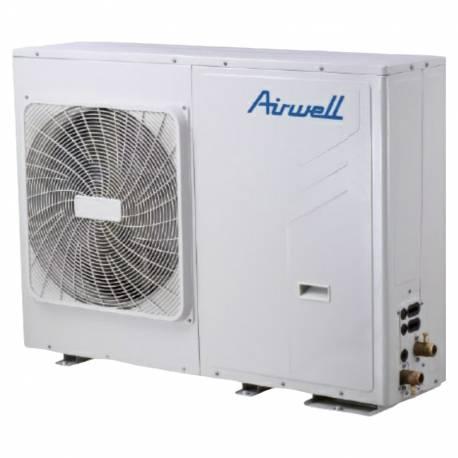 Pompe à chaleur 9 kW Air/Eau monobloc réversible basse température