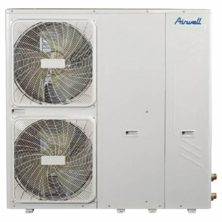 Pompe à chaleur 16kW Air/Eau monobloc réversible basse température