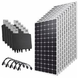 Kit solaire autoconsommation 6000 Wc