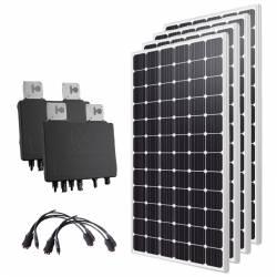 Kit solaire autoconsommation 1200 Wc