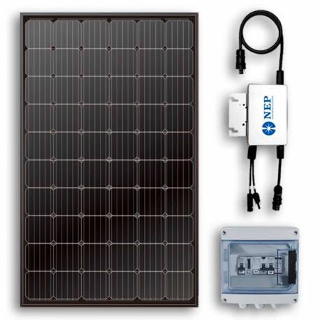 Kit solaire autoconsommation 300 Wc