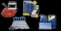 Catégorie planchers chauffants solaires