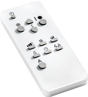 Télécommande du Klimea - Climatiseur sans unité extérieure