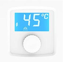 Afficheur LCD du chauffe-eau électrique instantané KOSPEL KDE5