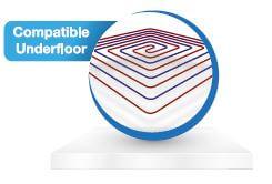 Chaudière électrique modulante compatible chauffage au sol 3 a 15-18kW