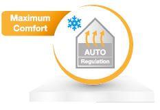 Chaudière électrique modulante intelligeante 3 a 15-18 kW