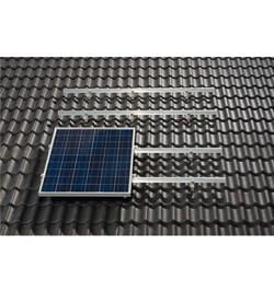 support toiture pour panneaux solaires
